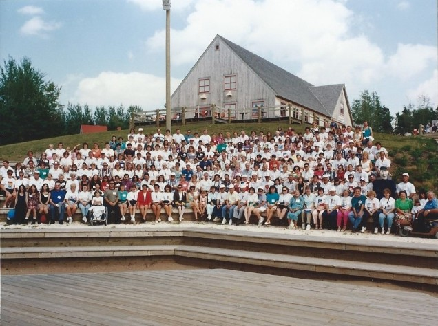 CMA 1994 Photo de groupe